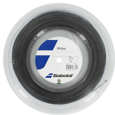 Babolat RPM Blast 130/16g or 125/17g 100m 330' Tennis String Reel Free Shipping