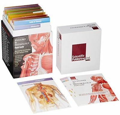 **NEW** - Anatomy and Physiology Flash Cards (Cards) 1932922970