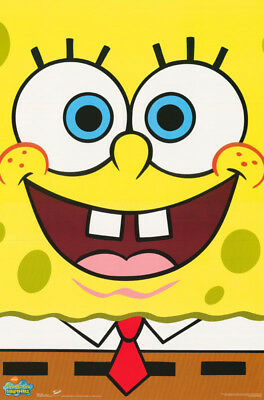 Lot Of 2 Posters :tv: Spongebob Square Pants - Portrait -Free Ship #2578  Rw12 X