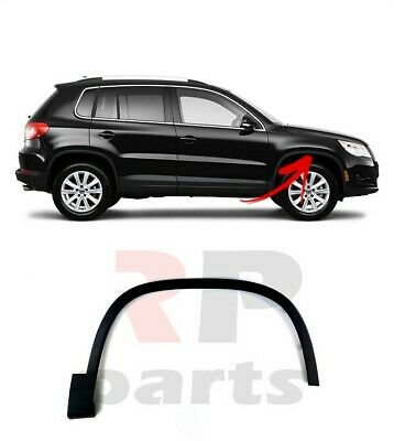 New Volkswagen Tiguan Front Wheel Arch Moulding Right O/s 2007 - 2016
