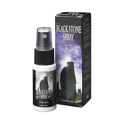 Spray ritardante eiaculazione BLACK STONE 00500256
