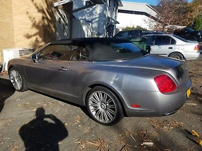 2009 Bentley Continental GT  Bentley continental GTC speed Financing available