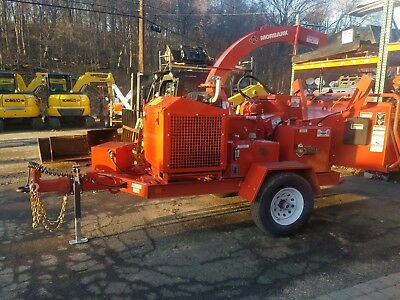 Morbark Wood chipper M12RX