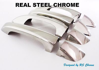 Seat Leon Chrome Door Handle Cover Set 2012-2017 Stainless Steel