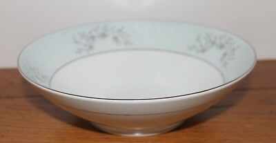 Noritake Fine China BLUERIDGE Round Serving Vegetable Bowl  8 7/8""