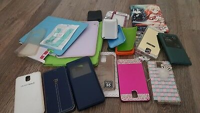 Mix Ipad Case +Ipad Mini Case+Phone Case Samung S5,note3 And Much More
