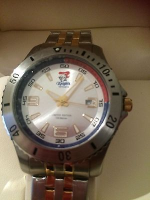 NRL Newcastle Nights Limited Edition Mens Watch