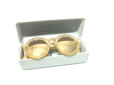 5b2d288aa953 Karen Walker Joyous Sunglasses Sold Out Gold Glitter