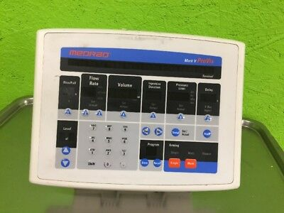 Medrad Mark V ProVis RD Injector System Control Panel Console