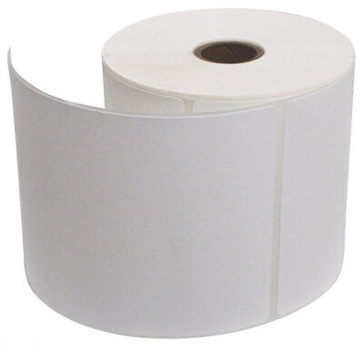 4 Rolls Direct Thermal Shipping Labels 250/Roll 4x6 For Zebra 2844 ZP450 Eltron