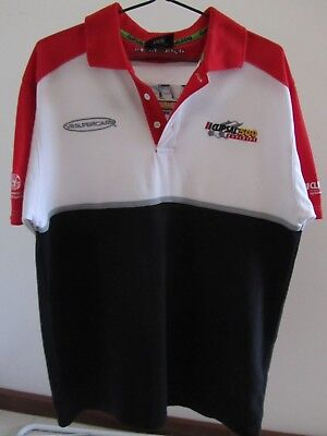 CLIPSAL 500 Adelaide Official Polo TOP Shirt Size XL V8 Super Cars