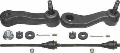 Set of 1 Idler Arm, 1 Pitman Arm And 2 Inner Tie Rod Ends fits Chevy GMC Hummer