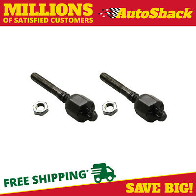 Pair of Inner Tie Rod Ends fits 03-13 Volvo XC90 XC70 V70 S80