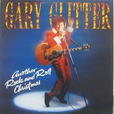 Gary Glitter another rock and roll chrsistmas Maxi  UK