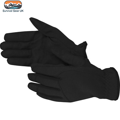 Viper Mens Tactical Patrol Gloves S-2Xl Army Security Military Shooting Black