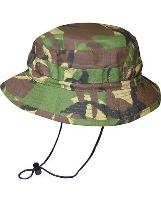 Job Lot/Singles Genuine DPM Hat (Boonie/Giggle Hat) Various Sizes