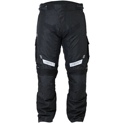 RST Motorbike Motorcycle Touring Waterproof Rallye CE Textile Jeans Black