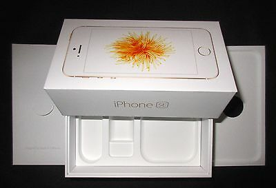 Mly92Ll/a Iphone Se, Gold 16Gb Box Includes All Inserts Only, No Phone