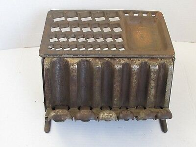 Antique  Pat.1890 STAATS Cast Iron Coin  Money Changer