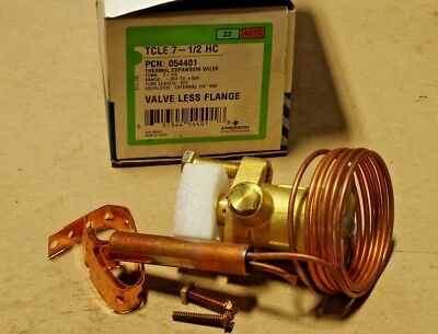 Emerson Electric Tcle71/2Hw6A Expansion Valve