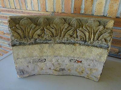 RARE! Omaha Architectural Historic MEDICAL ARTS BLDG Fragment Acanthus Souvenir