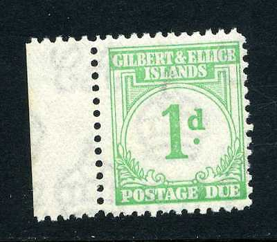 Gilbert Ellice 1940 Postage Due  1d SG D1 mint