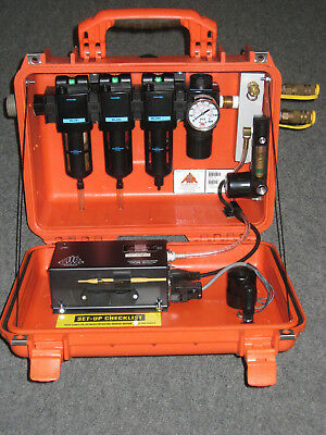 ~ AIR SYSTEMS INTERNATIONAL BB30 ~ CO Breather Box Air Filtration System
