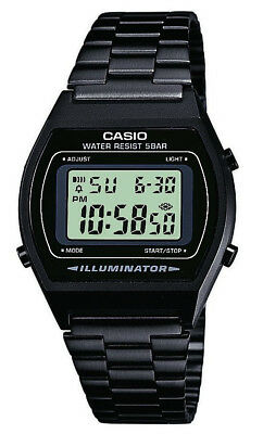Casio G-SHOCK B640WB-1A Vintage Series Ion Plated Digital Men's Watch