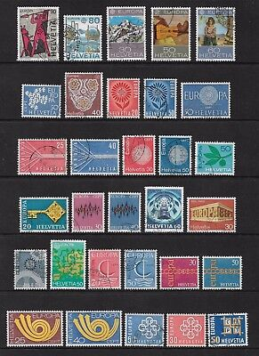 SWITZERLAND - mixed collection No.18, Europa