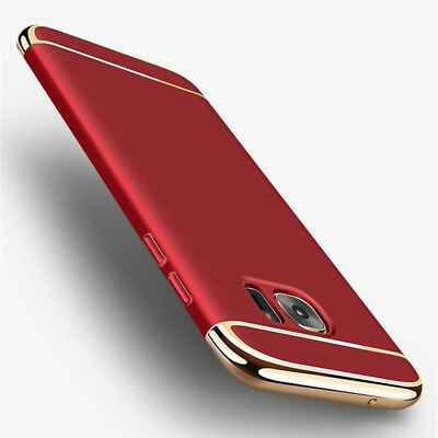 Slim Full Protective Phone Cover Hard Case For Samsung Galaxy S6 S7 Edge S8+
