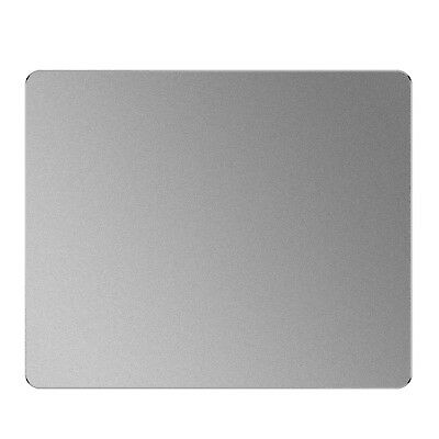 Usa~premium Aluminum Alloy Gaming Mouse Mat Pad For Apple Macbook Dell 220*180cm