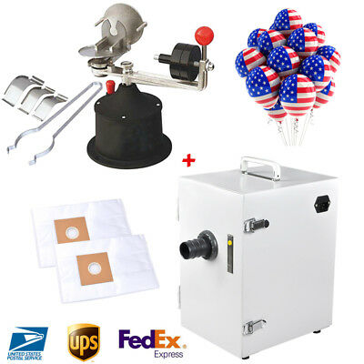 Dental Lab Centrifuge Centrifugal Casting Machine Dust Collector Vacuum Cleaner
