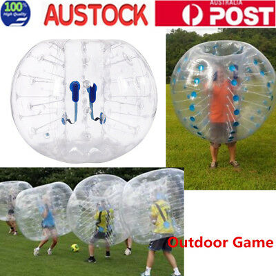 1.5m Body Inflatable Bumper Football  Zorb Ball Bubble Happy Outdoor Game Toys
