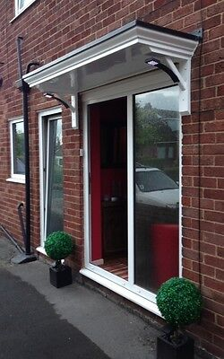 New 2Mtr Scrolled Door Canopy /porch  Free Delivery  Free Brackets