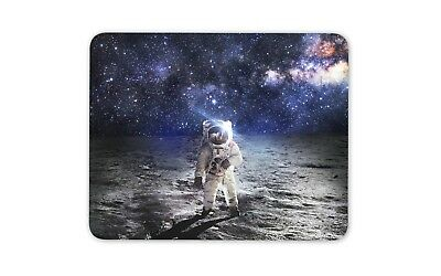 Awesome Astronaut Mouse Mat Pad - Space Moon Planets NASA Gift PC Computer #8439