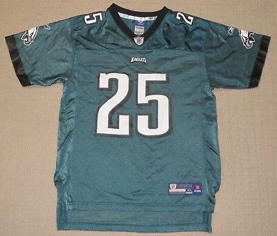 af207e2af NFL Football Philadelphia Eagles LeSean McCoy  25 Jersey Youth XL 18-20  Reebok