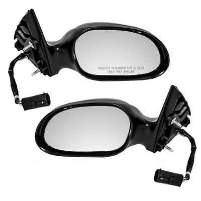 Power Puddle Lamp Side Mirror Pair fits Ford Mercury w/Lifetime Warranty