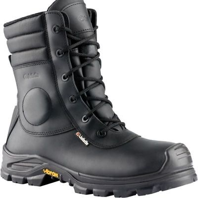 Jallatte Jalarcher Safety Boots with Composite Toe Caps & Midsole Side Zip