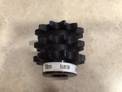 New--Martin E60B12H Triple Sprocket Roller