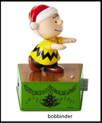 Hallmark 2017 CHARLIE BROWN DANCE PARTY MUSIC & MOTION PEANUTS-NEW