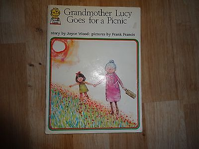 Grandmother Lucy Goes for a Picnic (Picture Lions), Wood, Joyce Paperback Book
