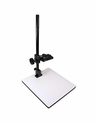 "Albinar 23"" High Copy Macro Stand with 14""x16"" Base, Quick Release Mount and ..."