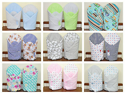 Baby newborn wrap/two sided/cotton/minky/sleeping bag/soft/you will love it