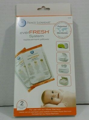 Prince Lionheart Wipes Refill EverFresh System Replacement Pillows