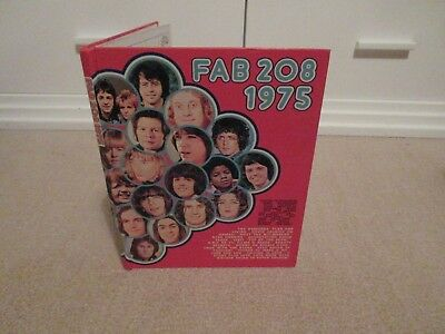 FAB 208 1975 - Good Condition - Pop Stars of The Decade