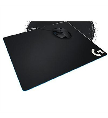 "NEW Logitech 943-000088 Large Cloth Gaming Mouse Pad - Textured 15.8"" x 18.1"""