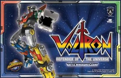 Privateer Monsterpocal Voltron - Defender of the Universe, Battle Minia Box VG+