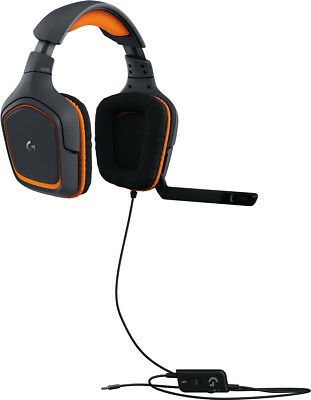 New Logitech - 981-000629 - G231 Prodigy Gaming Headset