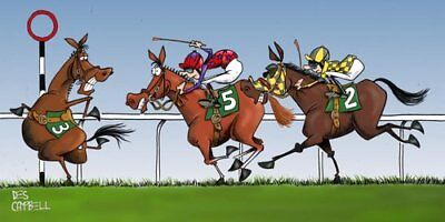 7 Days Of Back2Lay Horse Betting Tips.