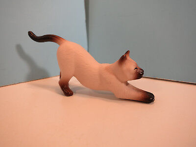 BREYER COMPANION ANIMALS-Stretching Cat From Pet Groomer Set-New